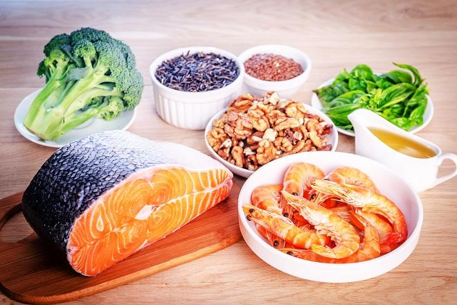 dưỡng thai tuần thứ 30 nên ăn nhiều thực phẩm omega3