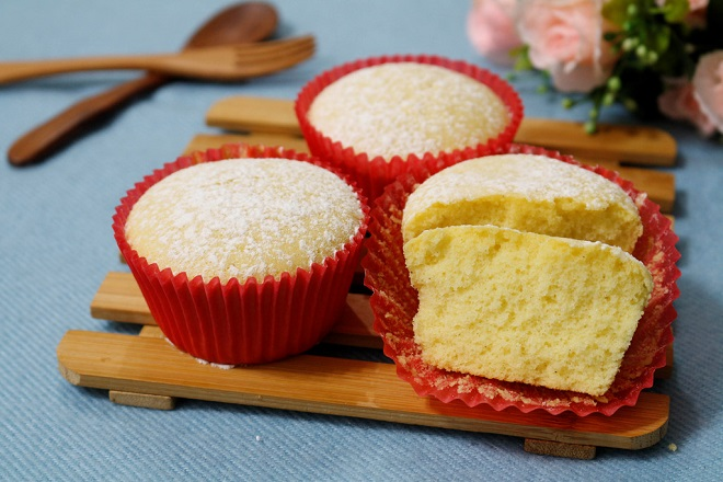 công thức làm bánh cupcake