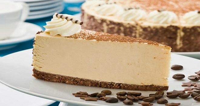 cong thuc lam cheesecake cappuccino kiểu ý