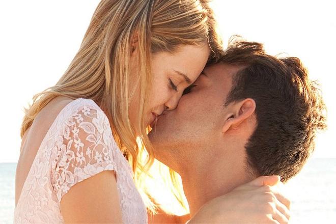 hôn nhau