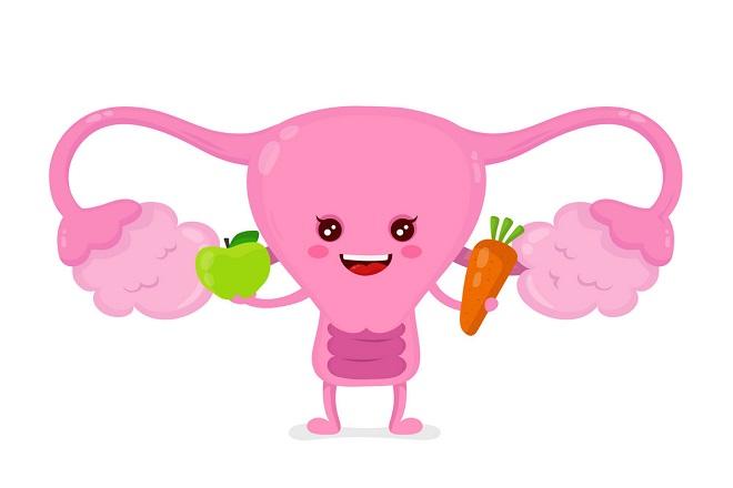 nên chú ý bổ sung thực phẩm có lợi cho sức khỏe của tử cung