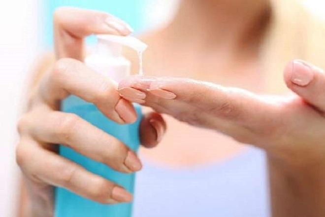 nên dùng gel bôi trơn khi bị khô hạn vùng kín trong thai kỳ
