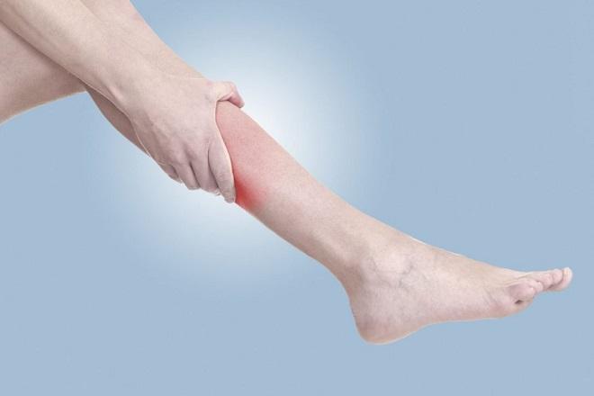 nhức mỏi là triệu chứng của tê chân sau sinh