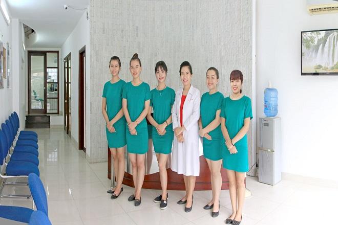 Phòng khám đa khoa bác sĩ Nguyễn Thi Song Hà