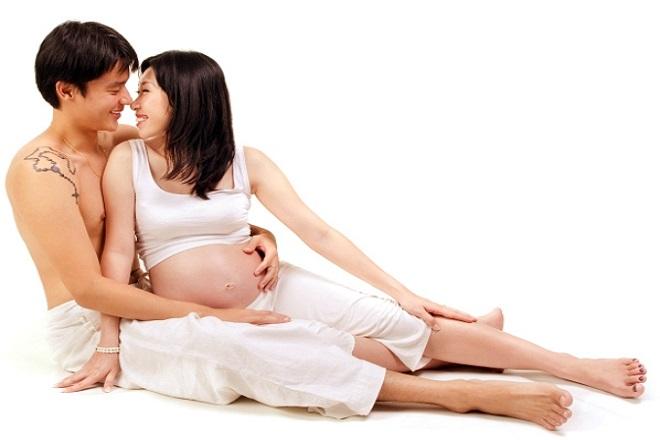 quan hệ khi mang thai an toàn có lợi cho thai kỳ