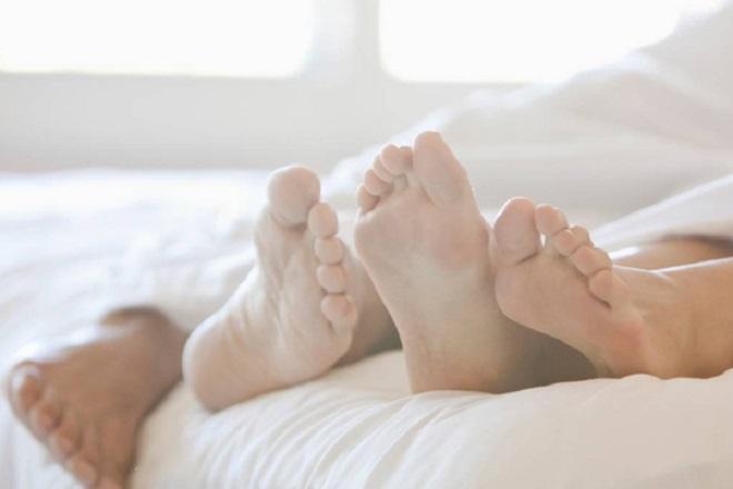 quan hệ tình dục buổi sáng