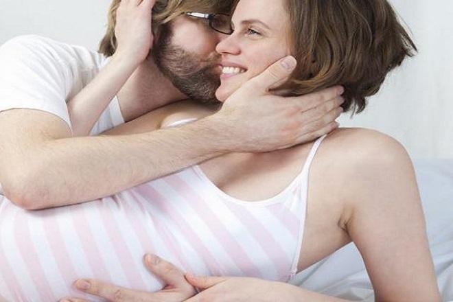 quan hệ tình dục khi mang thai tháng thứ 7 không ảnh hưởng tới thai nhi