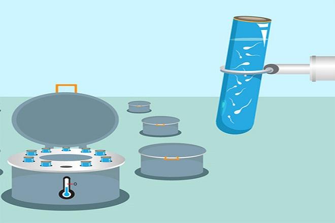 Có thể thực hiện phương pháp thụ tinh trong ống nghiệm