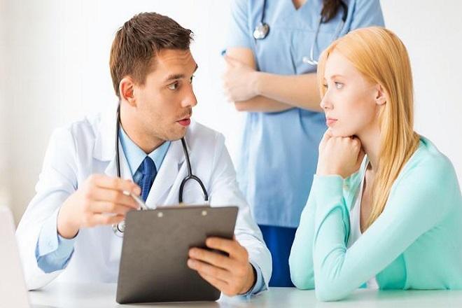 tư vấn bác sĩ khi mang thai