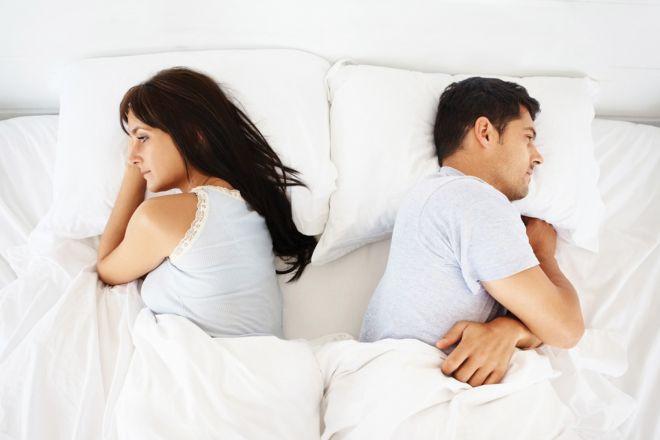 vợ chồng bất hòa