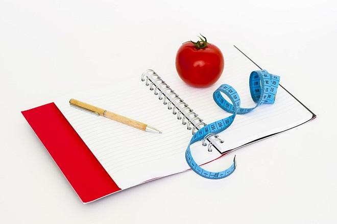 2 cách để giảm cân thông qua ghi chép