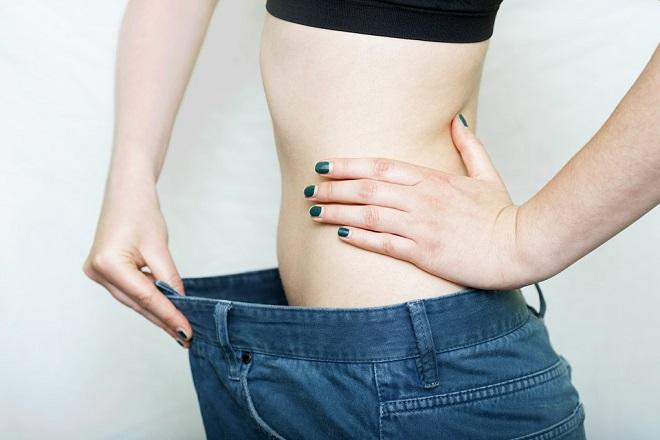 cách giảm cân 2 bên hông