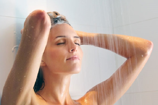 cách tắm cho sản phụ sau sinh