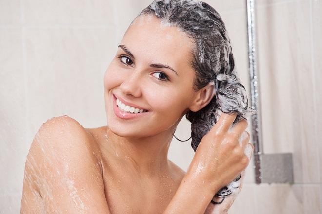 cách tắm gội sau khi sinh