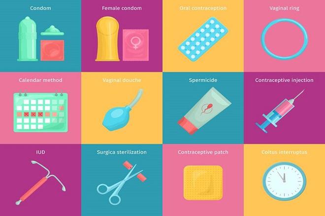 cần chọn được biện pháp tránh thai thích hợp trước khi quan hệ trở lại sau sinh