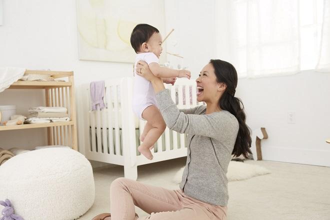 Chăm sóc trẻ sơ sinh 5 tháng tuổi bị đi ngoài nhiều