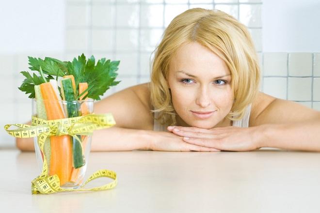 chế độ ăn giảm cân sau sinh mổ