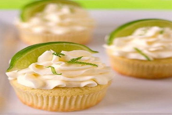 công thức làm cupcake margarita