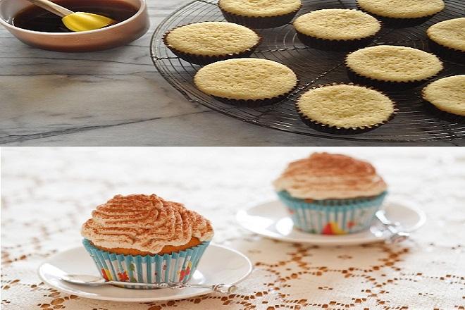 công thức làm cupcaketiramisu
