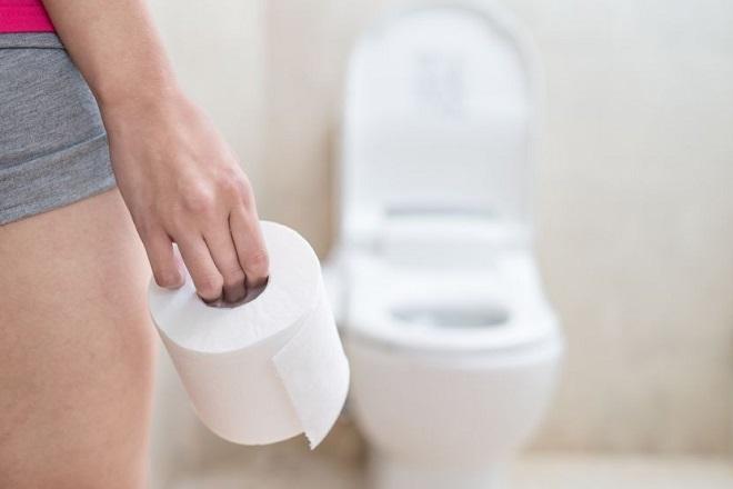 đi vệ sinh