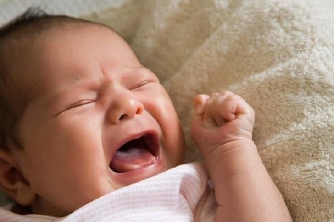 u não trẻ sơ sinh