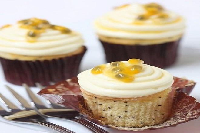 học làm bánh cupcake poppy