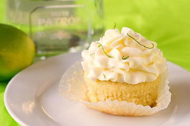 hướng dẫn công thức làm cupcake margarita