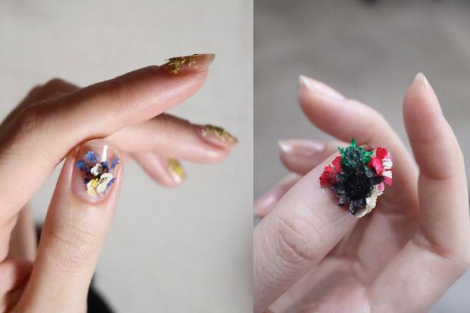 Các kiểu nail Hàn Quốc đẹp