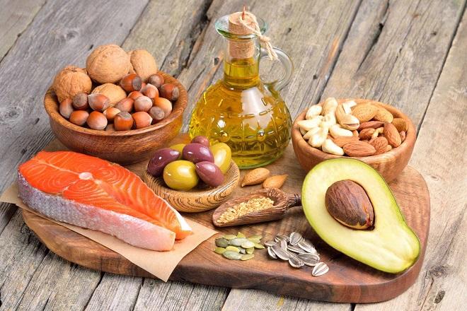 nhóm thực phẩm chất béo có lợi