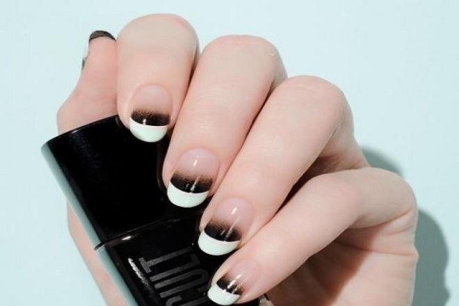 cách vẽ nail kiểu pháp