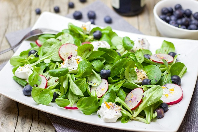 salad rau