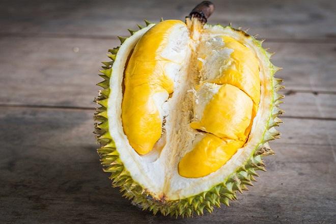 Sầu riêng là loại quả dễ gây tăng cân