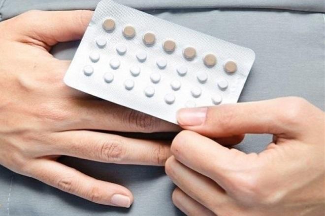thuốc tránh thai có thể khiến chị em bị đầy hơi