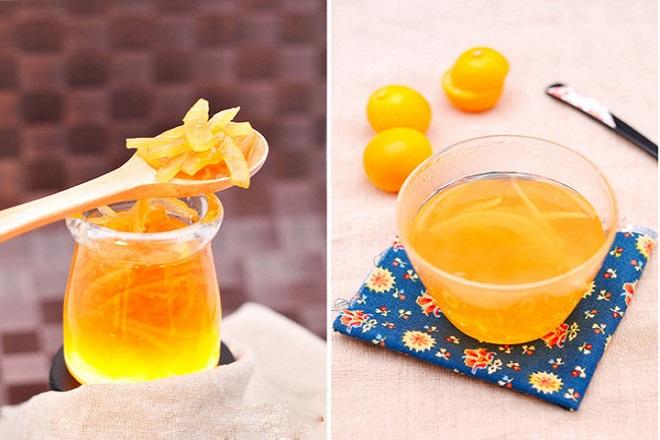 Giảm cân sau sinh bằng detox trà bưởi mật ong