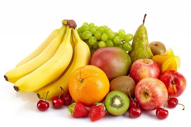 ăn nhiều trái cây khi lắc vòng giảm eo