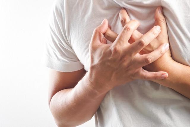 bị suy tim