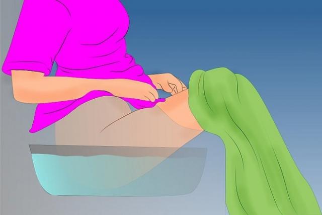 cách xông hơi sau khi sinh cho vùng kín giúp âm đạo nhanh phục hồi