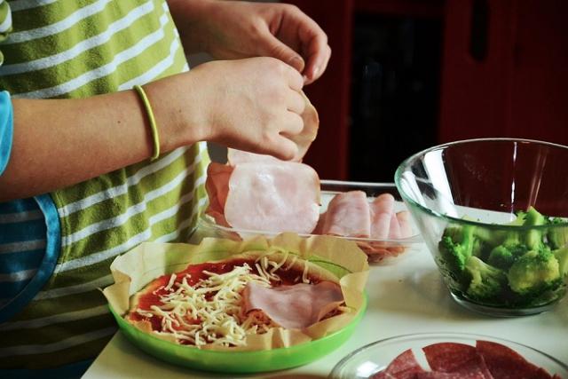 làm bếp