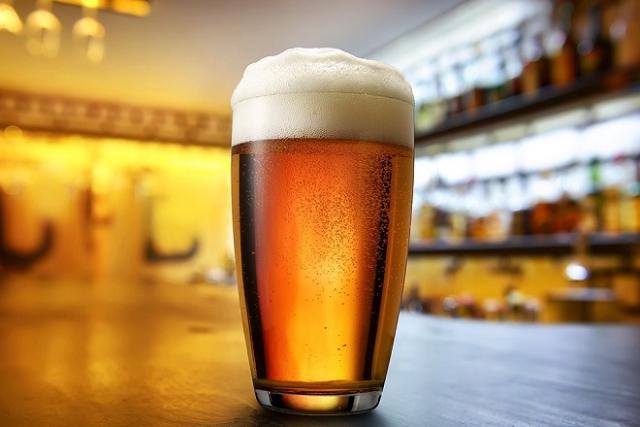 làm đẹp bằng bia