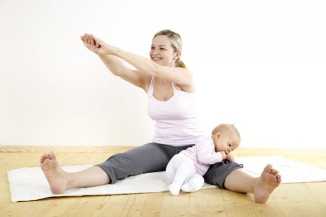 lợi ích của tập thể dục sau sinh