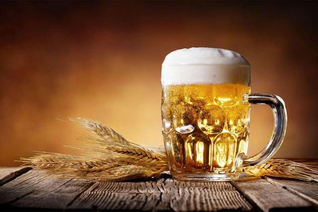 ly bia tươi