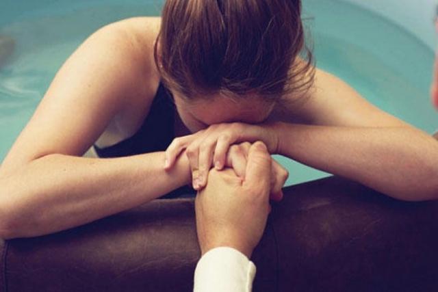 mức độ đau chuyển dạ ngày càng mạnh