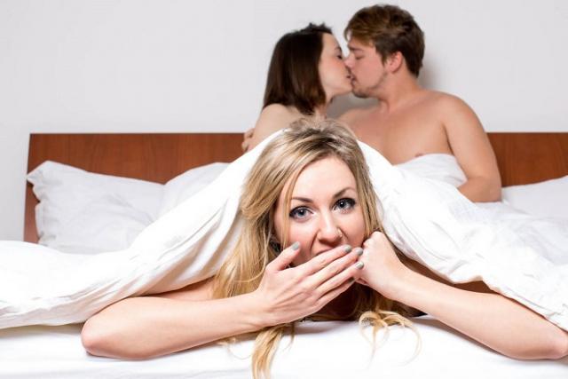 phát hiện chồng ngoại tình