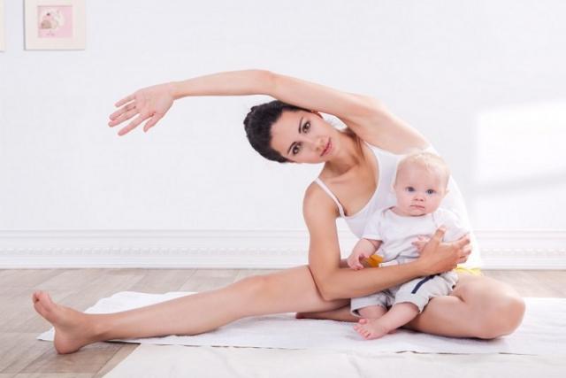 phụ nữ sau sinh thường bao lâu thì tập thể dục