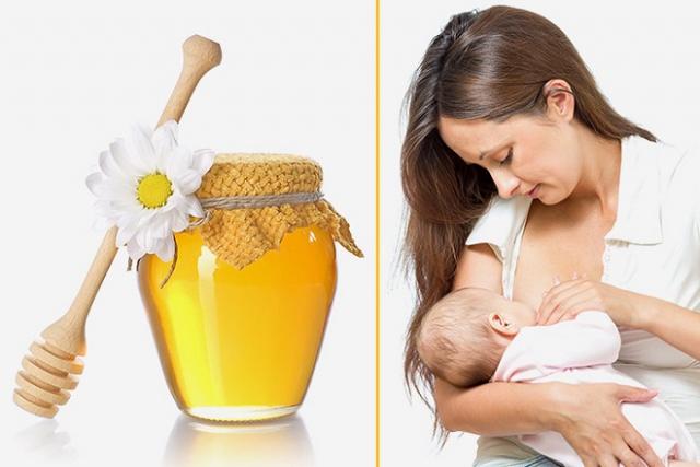 phụ nữ sau sinh uống mật ong được không