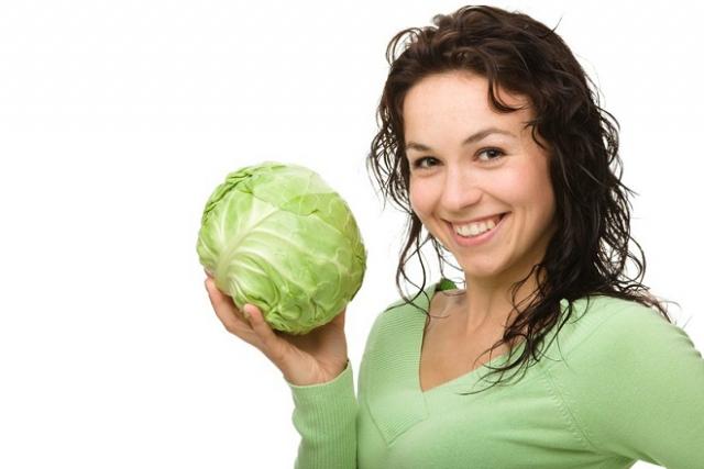sau sinh có nên ăn bắp cải