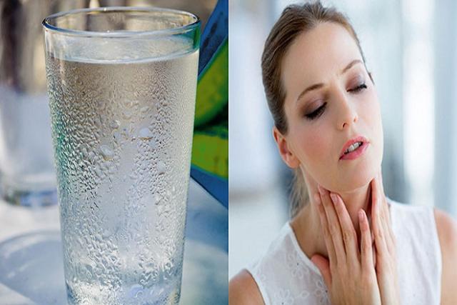 sau sinh phải kiêng uống nước lạnh bao lâu và tốt nhất nên kiêng khoảng 1 tháng
