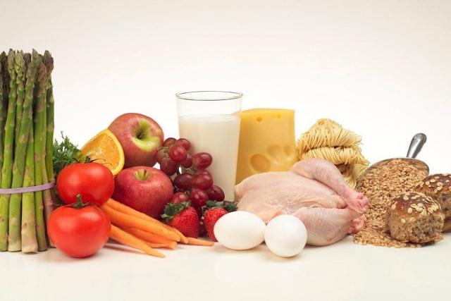 thực phẩm giàu dinh dưỡng cho sản phụ
