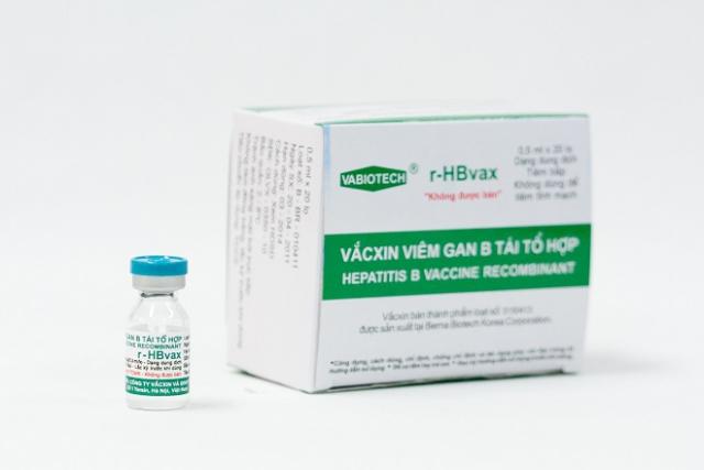Vaccine viêm gan siêu vi B