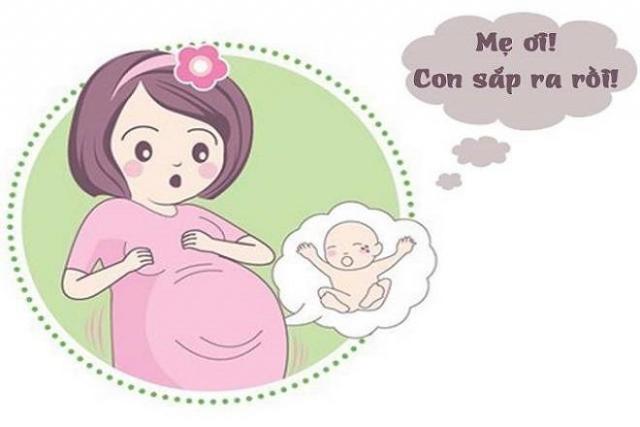 vỡ ối thì khi nào sinh và sẽ sinh sau đó 12 đến 24 giờ đồng hồ